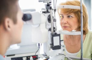 Eye Test for Diabetes