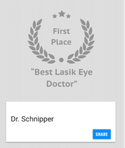 Best Lasik Eye Doctor   Dr. Schnipper